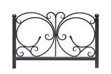 Decorative railing.