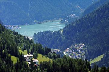 Colle Santa Lucia, Dolomites
