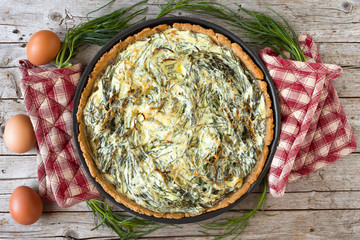 Agretti Pie