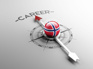 Norway Career Concept