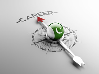 Pakistan Career Concept
