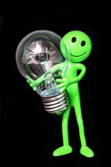 Alien Idea