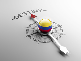Colombia Destiny Concept