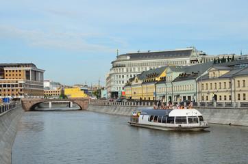 Москва,  Водоотводнsq канал