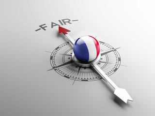 France Fair Concept