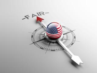 United States Fair Concept
