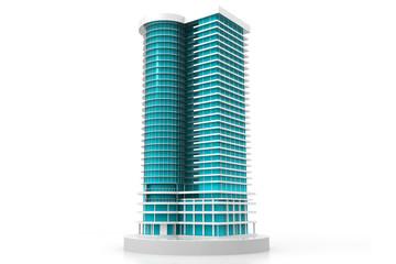 3d Building..