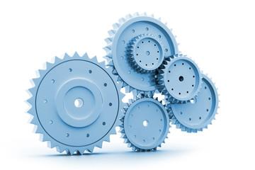 Cogwheels , gears