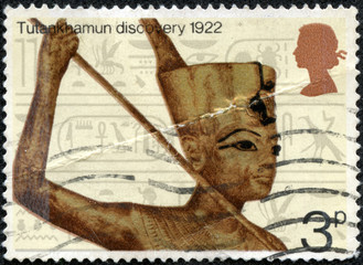 Commemoration of the discovery of Tutankhamun's tomb in 1922