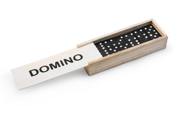 domino into the box