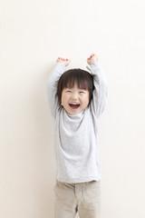 日本人の幼児