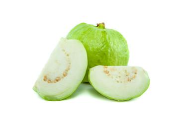 Psidium guajava Linn bright green guava
