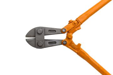 Big heavy duty bolt cutters.
