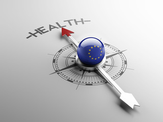 European Union Health Concept