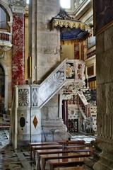 Pulpito della Cattedrale di Cagliari