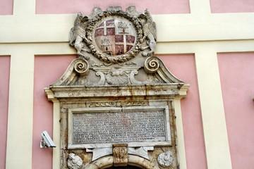 Stemma della città di Cagliari