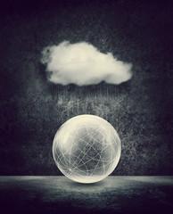 internet rain