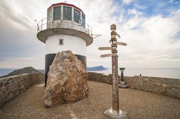 Kap der Guten Hoffnung, Südafrika, alter Leuchtturm