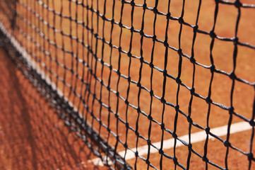 Net for tennis