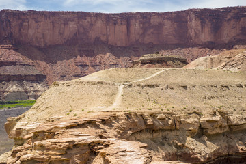 Fort Bottom Trail White Rim Road Utah