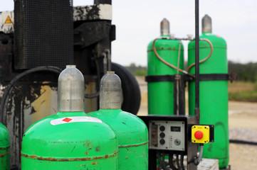 Gas Propan Azetylen Teerwagen