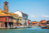View on Murano canals, Italy - 65851438