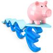Ersparnisse auf Wachstumskurs