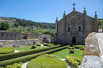 Eglise du Monastère de São João de Tarouca - Portugal