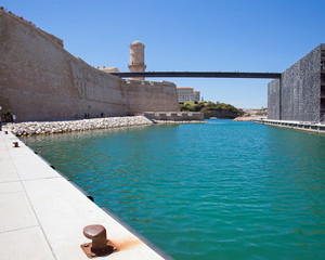 Marseille - Fort Saint-Jean & Musée