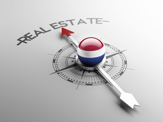 Netherlands Real Estate Concept