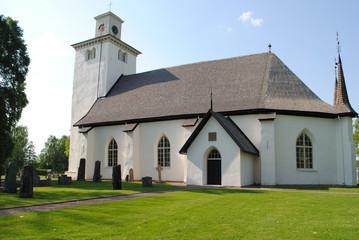 Kirche Lyrestad