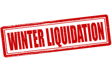Winter liquidation