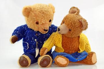 Teddybärpaar