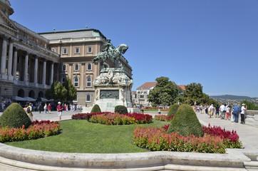 Castello di Budapest. 3
