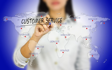 csstomer service