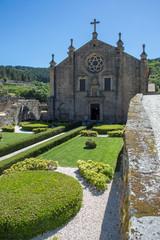 Eglise du Monastère de São João de Tarouca
