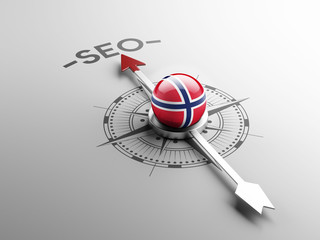 Norway Seo Concept