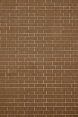 texture brick wall brown color