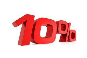 Serie Prozente - 10 Prozent