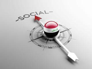 Iraq Social Concept