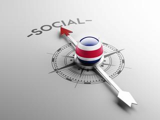 Costa Rica. Social Concept