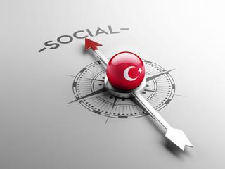 Turkey Social Concept