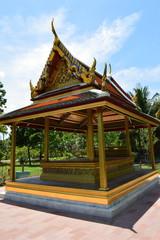 Sanam Chan Pavilion, King Rama II memorial park