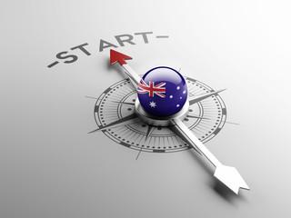 Australia Start Concept