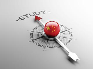 China Study Concept