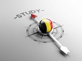 Belgium Study Concept