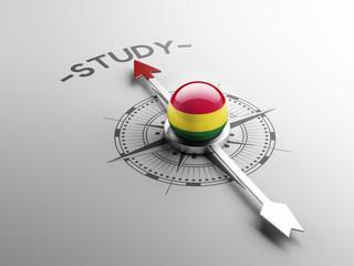 Bolivia Study Concept