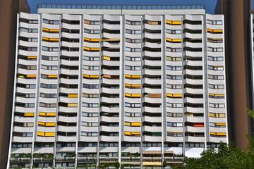 Modern Living in Alterlaa, Vienna, Austria