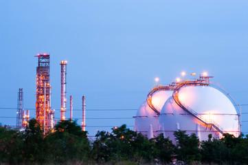 Natural Gas Tanks
