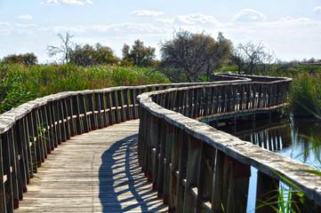 Tablas de Daimiel, parque nacional, río Guadiana